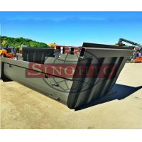 Buy cheap 3 - 25 Tons Dump Truck Bodies With Sub-Frame Hydraulic Cylinder System Optional from wholesalers