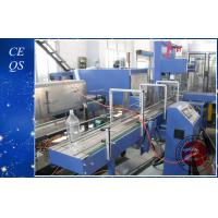 Buy cheap AC 220V 22 KW Heat Shrink Packaging Machine For Water Bottle from wholesalers