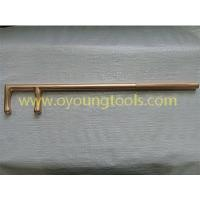 China Non-Sparking Tool Valve Wheel Wrench Spanner OY6174B Copper Beryllium on sale