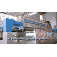 Buy cheap Multi Head Computerized Embroidery Machine With Low Thread Breaking Rate from wholesalers