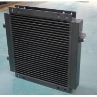 Buy cheap Compressor air to oil cooler, air compressor cooler, screw compressor oil cooler, plate fin heat exchanger from wholesalers