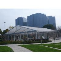 Buy cheap Stable 20m Width Clear Pvc Tent , High Security Waterproof Event Tents from wholesalers