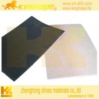 Buy cheap Nonwoven insole board coat with eva foam insole sheet from wholesalers