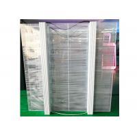 P10.4 Transparent Glass LED Display , Customize Transparent LED Wall For Car Shop