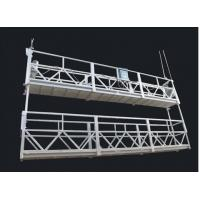 Buy cheap Aluminum Alloy Double Deck Suspended Rope Platform And Suspended Access Equipment from wholesalers