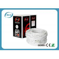 Buy cheap 8 Core UTP Cat6 Ethernet Cable Pure Copper 305m Per Box For Computer Networking from wholesalers