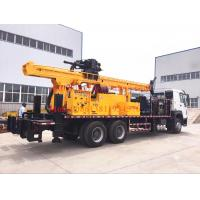 Buy cheap JKCS600 Hydraulic water well drilling machine with air compressor from wholesalers