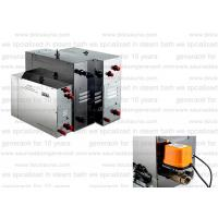 Buy cheap Supper duty Steam Bath Generator 400V 24kw with 2 steam diffusers for showers product