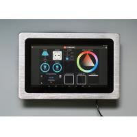 Buy cheap RK3188 CPU Rugged Android Tablet 10 Point Capacitive Touch Screen For Smart Home from wholesalers