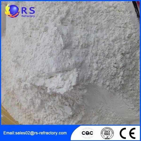 High Alumina Refractory Cement : High strength alumina castable refractory cement ca