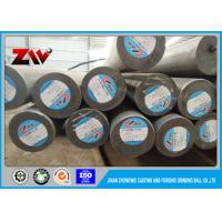 Buy cheap Industrial Mining and cement plant Grinding Rods 45# 60mn B2 B3  HRC 50 to 65 product