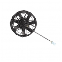 Buy cheap Stainless DC24V 3400rpm Car Condenser Fan product