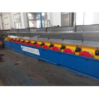 Copper Alloy Rod Breakdown Machine , High Durability Large Wire Drawing Equipment