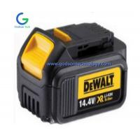 Buy cheap Dewalt 14.4V Li-ion Replacement Power Tool Battery Black Color Dewalt 18V Lithium-ion Cordless Tool Battery from wholesalers