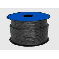 Buy cheap Black Teflon PTFE Packing For Sealing Material / Graphite Gland Packing Rope from wholesalers