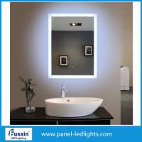 Buy cheap 5mm Hotel Small Vanity Frameless Backlit Mirror Anti Corrosion Protection FUSXIN 11-13 from wholesalers