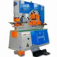 Buy cheap Ironworker Machine, Weighs 2600kg, Measures 1950 x 900 x 1930mm from wholesalers