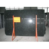 Quality Norway Green Granite Slabs For Counters , Emerald Pearl Granite Slab 1.0cm Thickness for sale