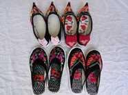 Buy cheap Chinese folk art embroidery crafts--embroidery ancient shoes for girl & women from wholesalers