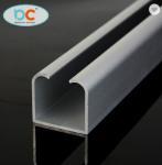 Buy cheap high quality custom made aluminum wardrobe sliding door profile from wholesalers
