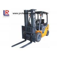 Buy cheap 1.5 - 1.8T Nissan Engine Warehouse Material Handling Equipment Dual Fuel Gas LPG Forklift product
