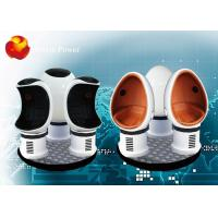 Buy cheap Wonderful Virtual Reality Game / Movie 9D Simulator For Shopping Mall / Park product