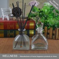 Buy cheap Multi Color Scented Oil Reed Diffuser , Room Oil Diffuser With Reed Sticks from wholesalers