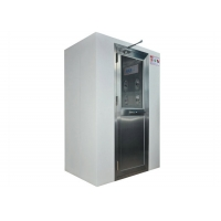 Buy cheap GMP Standard Single Person Air Shower In Pharmaceutical Industry product