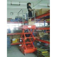 Buy cheap High Working Lift / Elevating Working Platform from wholesalers