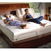 Buy cheap Euro luxury leather bed comfortable leather bedroom sets from wholesalers