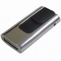 Buy cheap Swivel USB Flash Drive with USB2.0, 2GB Memory Capacity, Available in Ten Colors product