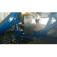 Buy cheap 500kg/h Plastic Scrap Washing Machine , Pure Water Bottle Drying Line from wholesalers