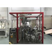 Buy cheap Piston Pump Tube Filling And Sealing Machine Length 50-253mm Laminated Packaging Eco Friendly from wholesalers