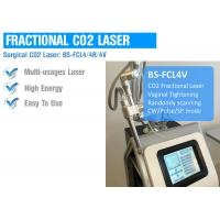 Buy cheap High Energy CO2 Fractional Laser Machine For Skin Scar Removal / Acne Treatment from wholesalers