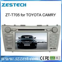 Buy cheap ZESTECH 2 din car radio for toyota camry 2007 - 2011 car dvd audio player sat nav gps from wholesalers