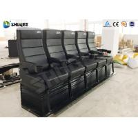 Buy cheap Environmental Motion Chair 4D Cinema Equipment With Metal Flat Screen from wholesalers