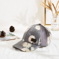 Buy cheap Spring Mix Color Curved Outdoor Baseball Caps For Women from wholesalers