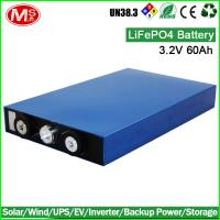 Buy cheap Quick delivery lifepo4 battery cell with long cycle life for electric car motor from wholesalers