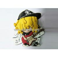 Buy cheap Japanese cartoon figures shape pvc fridge magnets for Animation company promotional gifts from wholesalers