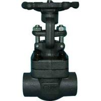 """Buy cheap A105 1"""" Cast Steel Gate Valve with Socket Weld ends to ASME B16.11 from wholesalers"""
