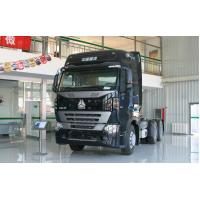 Buy cheap SINOTRUK HOWO A7 6 * 2 / 6 * 4 Tractor Trailer Truck , Heavy Duty Tractor Head Truck from wholesalers
