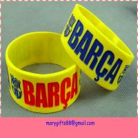 Buy cheap Cheap silicone wristbands &wholesale goods from china silicone wristbands from wholesalers