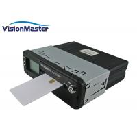 Buy cheap Food Truck Bus HD Dvr Recorder, Freighter / Bulldozer HD Digital Video Recorder from wholesalers