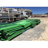 Buy cheap Temporary Sound Barriers  4 layers + Construction Site Barriers Sound Blanket 40dB noise Absorption from wholesalers