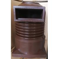 Buy cheap Trough Type Brown 24kV Epoxy Resin Insulator Contact Box For Circuit Protection from wholesalers