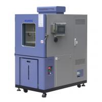Buy cheap Floorstanding temperature controller climatic test chamber for Electronics parts testing from wholesalers