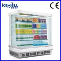 Buy cheap 2015 new style commercial supermarket display refrigerator open chiller from wholesalers