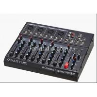 Buy cheap High Power Digital Audio Pro Mixer Equipment With MP3 , SD Card from wholesalers