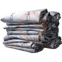 Buy cheap Agriculture Geotextile Tubes Coastal Protection , High Tenacity Black Dewatering Filter Bag product