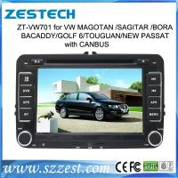 Buy cheap ZESTECH china wholesale 2 din car audio gps for vw passat Golf polo Jett Touran Sharan from wholesalers